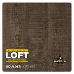 Raskin Elevations Loft Plank: Boulder Floating Luxury Vinyl Plank R-LOFT-645