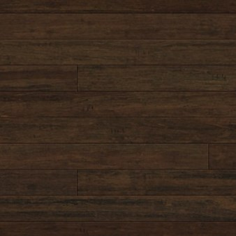 "USFloors Muse Strand Collection: Bungalow Strip 1/2"" x 2 1/2"" Locking Solid Strand Woven Bamboo 609LMS202"