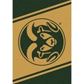 Milliken College Team Spirit (NCAA) Colorado State 74232 Spirit Rectangle (4000019447) 2