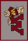 Milliken College Team Spirit (NCAA) Minnesota 45284 Spirit Rectangle (4000019173) 5'4