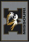 Milliken College Team Spirit (NCAA) Missouri 74127 Spirit Rectangle (4000019070) 3'10
