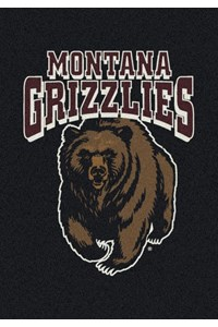 Milliken College Team Spirit (NCAA) Montana 74377 Spirit Rectangle (4000019463) 2'8