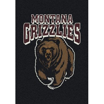 "Milliken College Team Spirit (NCAA) Montana 74377 Spirit Rectangle (4000019230) 5'4"" x 7'8"" Area Rug"