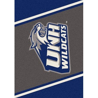 "Milliken College Team Spirit (NCAA) New Hampshire 44511 Spirit Rectangle (4000019284) 7'8"" x 10'9"" Area Rug"