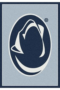 Milliken College Team Spirit (NCAA) Penn State 74362 Spirit Rectangle (4000019455) 2'8