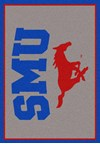 Milliken College Team Spirit (NCAA) Southern Methodist 79800 Spirit Rectangle (4000019275) 5'4