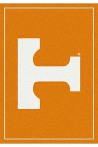 Milliken College Team Spirit (NCAA) Tennessee 74365 Spirit Rectangle (4000019458) 2'8