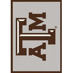 "Milliken College Team Spirit (NCAA) Texas A&M 74367 Spirit Rectangle (4000019460) 2'8"" x 3'10"" Area Rug"