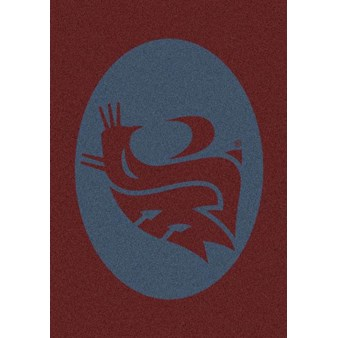"Milliken College Team Spirit (NCAA) Washington State 79685 Spirit Rectangle (4000019386) 7'8"" x 10'9"" Area Rug"