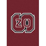 "Milliken College Team Spirit (NCAA-SPT) North Carolina State 55673 Spirit Rectangle (4000052518) 5'4"" x 7'8"" Area Rug"