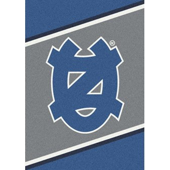 "Milliken College Team Spirit (NCAA-SPT) North Carolina 00374 Spirit Rectangle (4000052510) 5'4"" x 7'8"" Area Rug"