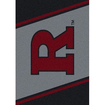 "Milliken College Team Spirit (NCAA-SPT) Rutgers 66253 Spirit Rectangle (4000054339) 3'10"" x 5'4"" Area Rug"