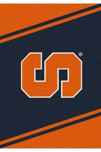 Milliken College Team Spirit (NCAA-SPT) Syracuse 00388 Spirit Rectangle (4000054540) 2'8