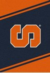 Milliken College Team Spirit (NCAA-SPT) Syracuse 00388 Spirit Rectangle (4000054448) 7'8