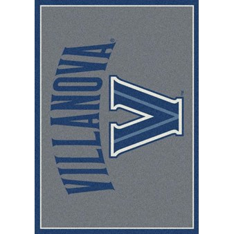 "Milliken College Team Spirit (NCAA-SPT) Villanova 00389 Spirit Rectangle (4000054375) 5'4"" x 7'8"" Area Rug"