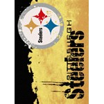 "Milliken NFL Team Fade (NFL-Fade) Pittsburgh Steelers 02974 Fade Rectangle (4000107084) 3'10"" x 5'4"" Area Rug"