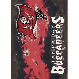 "Milliken NFL Team Fade (NFL-Fade) Tampa Bay Buccaneers 02988 Fade Rectangle (4000107090) 3'10"" x 5'4"" Area Rug"