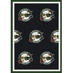"Milliken NBA Team Repeat (NBA-R) Boston Celtics 01102 Repeat Rectangle (4000052751) 7'8"" x 10'9"" Area Rug"