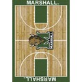 Milliken College Home Court (NCAA) Marshall 01153 Court Rectangle (4000018389) 5
