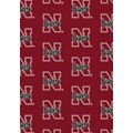Milliken College Repeating (NCAA) Nebraska 01230 Repeat Rectangle (4000019002) 10