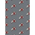 Milliken College Repeating (NCAA) Utah 01452 Repeat Rectangle (4000019023) 10