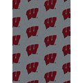 Milliken College Repeating (NCAA) Wisconsin 01490 Repeat Rectangle (4000019030) 10