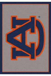 Milliken College Team Spirit (NCAA) Auburn 74752 Spirit Rectangle (4000019488) 2'8