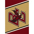 Milliken College Team Spirit (NCAA) Boston College 68882 Spirit Rectangle (4000019421) 2