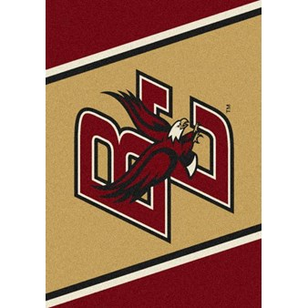 "Milliken College Team Spirit (NCAA) Boston College 68882 Spirit Rectangle (4000019188) 5'4"" x 7'8"" Area Rug"