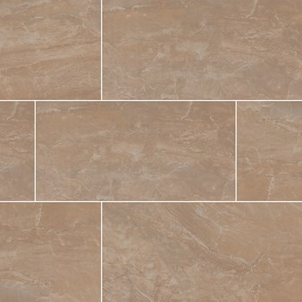 "MS International Pietra: Royal 12"" x 12"" Porcelain Tile NPIEROYAL1212P"
