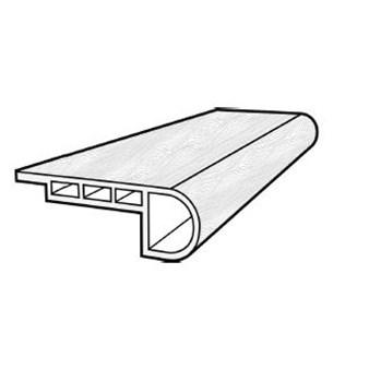 Oak Engineered Luxury Vinyl Plank With Cork Comfort 94 Long
