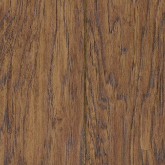 Mannington Revolutions Collection:  Louisville Hickory Plank Butterscotch 8mm Laminate 26401