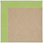 "Capel Rugs Creative Concepts Cane Wicker - Canvas Parrot (247) Runner 2' 6"" x 8' Area Rug"