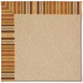 Capel Rugs Creative Concepts Cane Wicker - Vera Cruz Samba (735) Runner 2