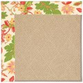 Capel Rugs Creative Concepts Cane Wicker - Med. Summertime (900) Rectangle 8