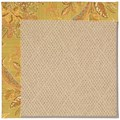 Capel Rugs Creative Concepts Cane Wicker - Cayo Vista Tea Leaf (210) Rectangle 10