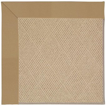 Capel Rugs Creative Concepts Cane Wicker - Canvas Linen (175) Rectangle 12' x 15' Area Rug