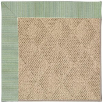 Capel Rugs Creative Concepts Cane Wicker - Vierra Spa (217) Rectangle 12' x 15' Area Rug