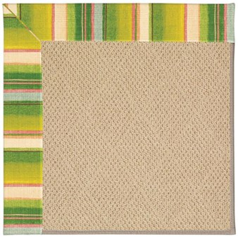 Capel Rugs Creative Concepts Cane Wicker - Kalani Fresco (239) Rectangle 12' x 15' Area Rug