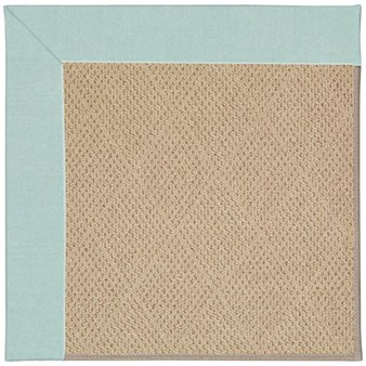 Capel Rugs Creative Concepts Cane Wicker - Canvas Glacier (419) Rectangle 12' x 15' Area Rug