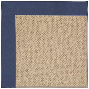 Capel Rugs Creative Concepts Cane Wicker - Canvas Neptune (477) Rectangle 12' x 15' Area Rug