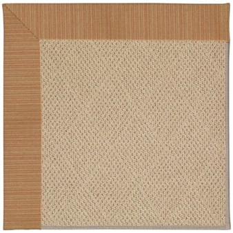 Capel Rugs Creative Concepts Cane Wicker - Vierra Brick (530) Rectangle 12' x 15' Area Rug