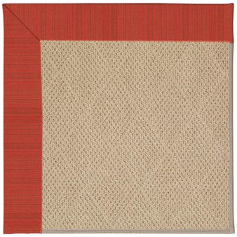 Capel Rugs Creative Concepts Cane Wicker - Vierra Cherry (560) Rectangle 12' x 15' Area Rug