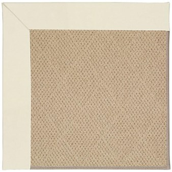 Capel Rugs Creative Concepts Cane Wicker - Canvas Ivory (605) Rectangle 12' x 15' Area Rug