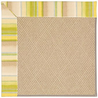 Capel Rugs Creative Concepts Cane Wicker - Kalani Coconut (615) Rectangle 12' x 15' Area Rug