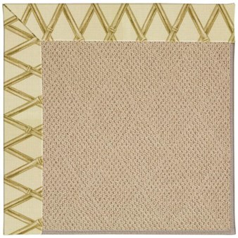 Capel Rugs Creative Concepts Cane Wicker - Bamboo Rattan (706) Rectangle 12' x 15' Area Rug