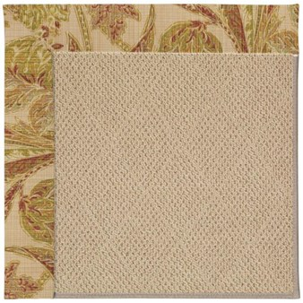 Capel Rugs Creative Concepts Cane Wicker - Cayo Vista Sand (710) Rectangle 12' x 15' Area Rug