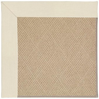 Capel Rugs Creative Concepts Cane Wicker - Canvas Sand (712) Rectangle 12' x 15' Area Rug