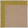 Capel Rugs Creative Concepts Grassy Mountain - Bamboo Tea Leaf (236) Octagon 4