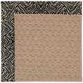 Capel Rugs Creative Concepts Grassy Mountain - Wild Thing Onyx (396) Octagon 4